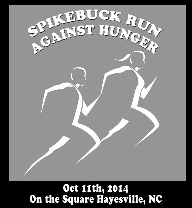spikebuck run for hunger